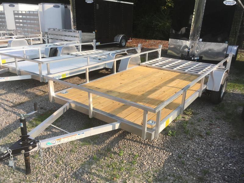2018 forest river inc 78x14 afg aluminum frame wood floor for 6x12 wood floor trailer