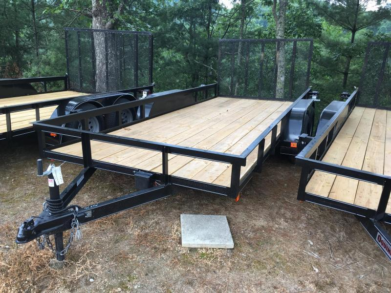 2017 Other (Not Listed) 76X16 gate brake Utility Trailer