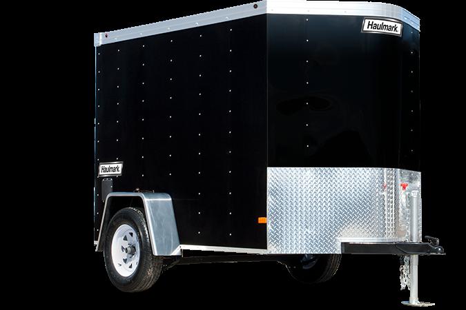 2017 Haulmark TSTV5X10DS2 Enclosed Cargo Trailer