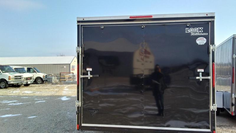 2017 Look Trailers 24 X 7 CARGO Enclosed Cargo Trailer