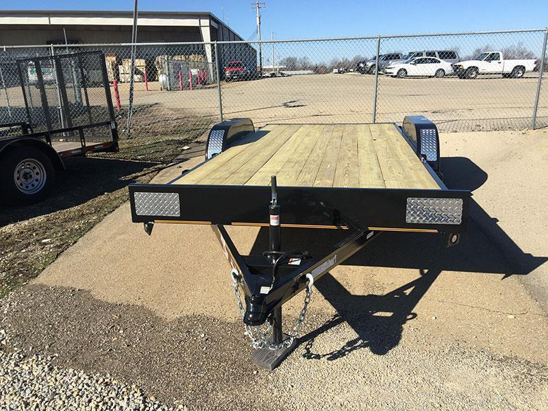 Heartland Standard Sure-Tilt Flatbed Trailer 22 X 82 14K