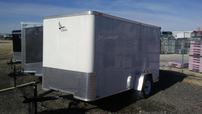 2017 Lark 12 X 6 CARGO Enclosed Cargo Trailer