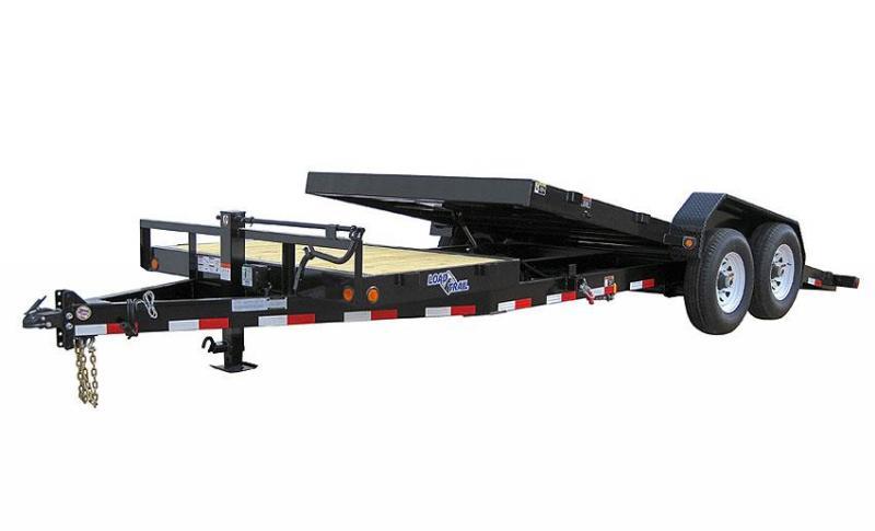 Load Trail TD10 Tilt Deck Gravity 10K