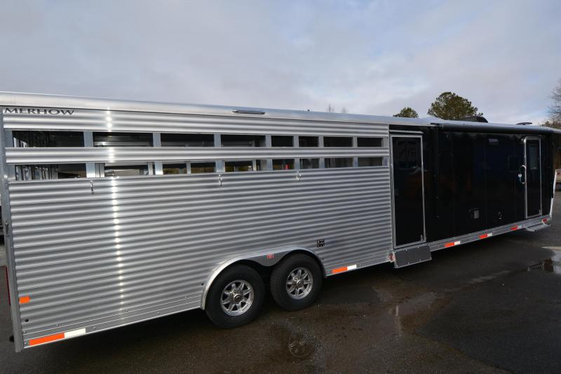 2018 Merhow  stock WITH A 11' LQ AND A SIDE RAMP