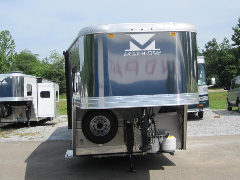 2017 Merhow Trailers 8008 RK-NS  stock combo
