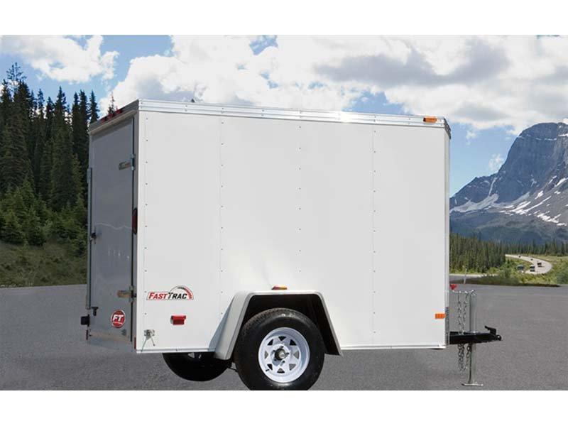 2017 Wells Cargo FT5101 Enclosed Cargo Trailer
