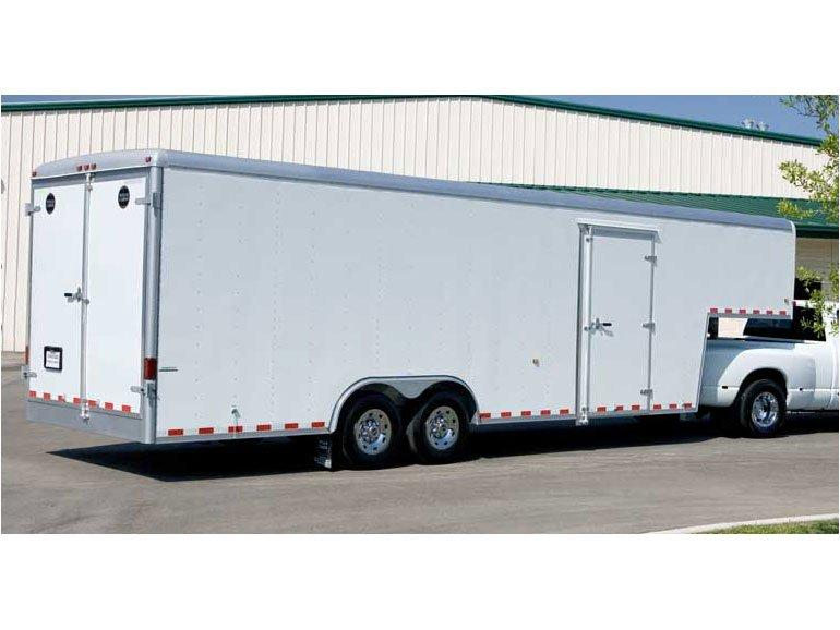 2018 Wells Cargo CVG2825W Car / Racing Trailer