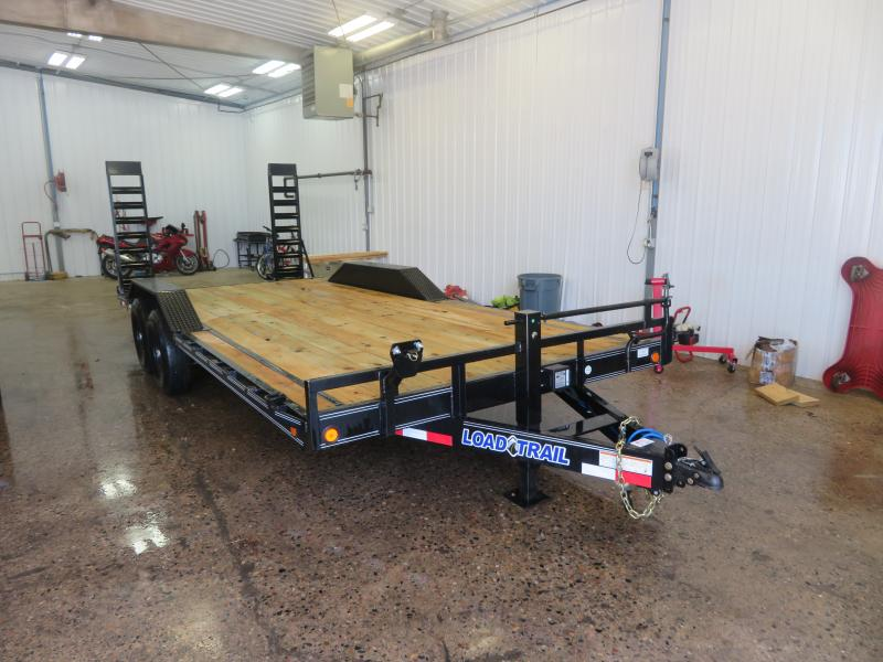2019 Load Trail 102''X20' Equipment Trailer CH022014K