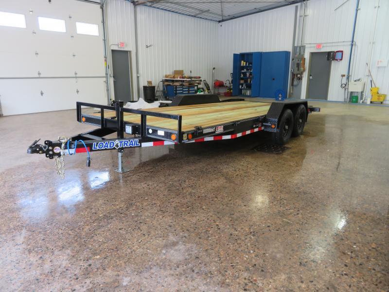 2019 Load Trail 83''X18' Equipment Trailer CH831810K