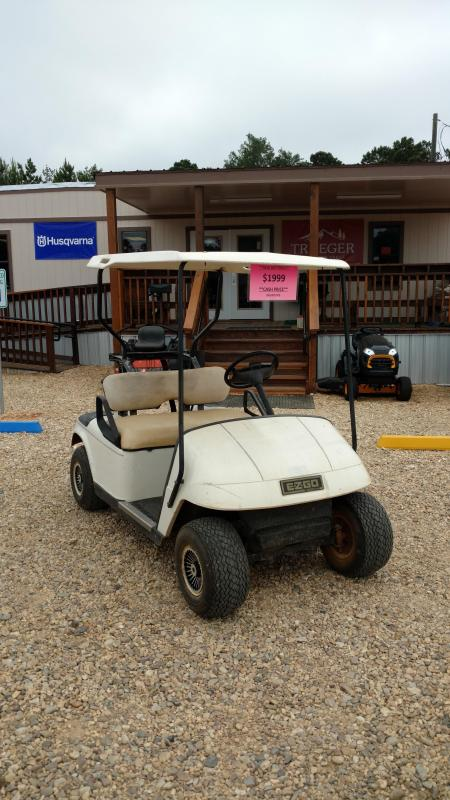 1999 E-Z-Go TXT Golf Cart
