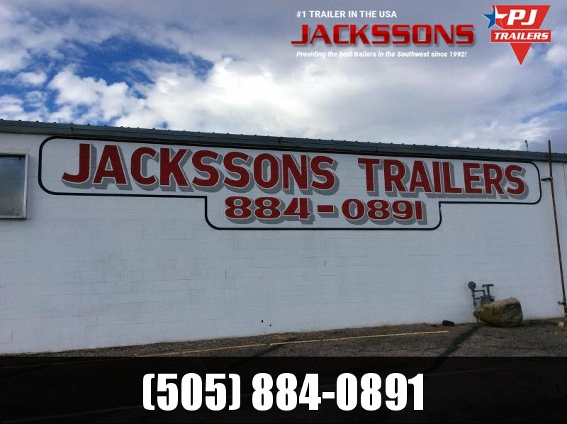 2019 PJ Trailers 25' Classic Flatdeck with Duals Trailer