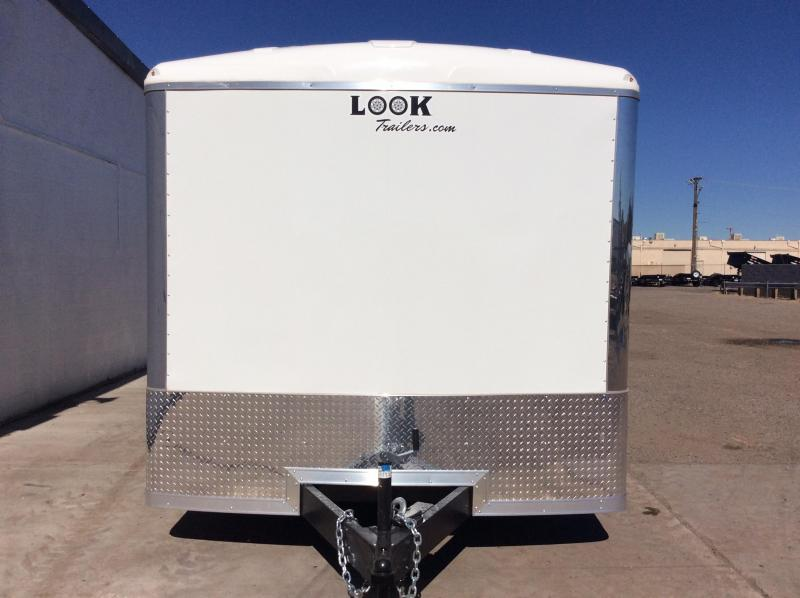 2016 20FT Look Trailers VISION Enclosed Cargo Trailer