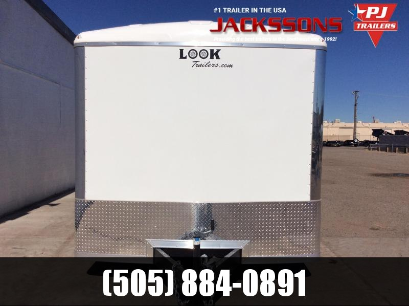 2019 20FT Look Trailers VISION Enclosed Cargo Trailer