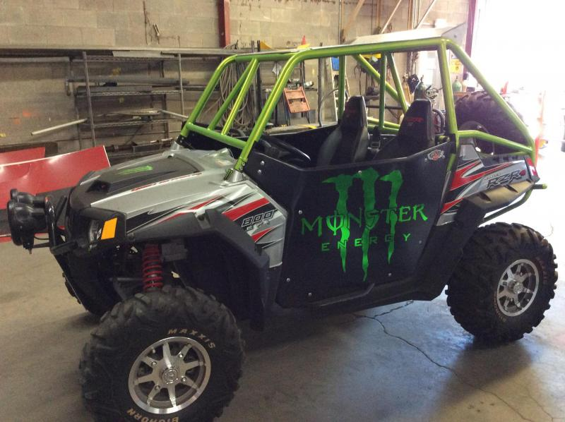 **STOLEN $2500 REWARD FOR INFO.**2009 Polaris 800 RZR Sport Side-by-Side