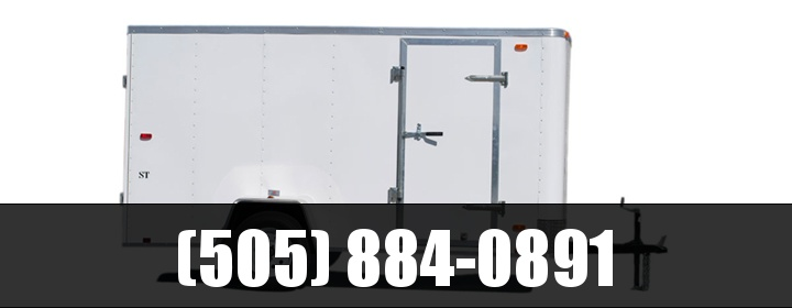 2018 6X12 Look Trailers St Cargo Cargo / Enclosed Trailer