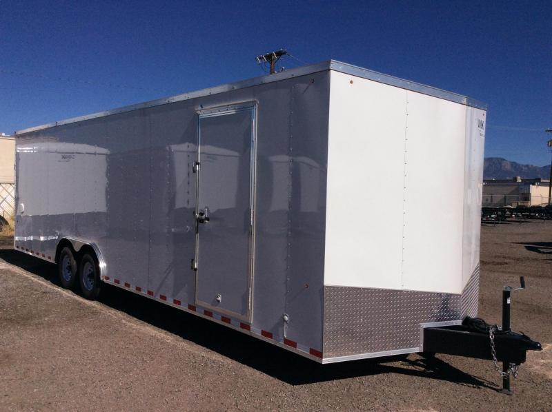 2016 28FT Look Trailers VISION Enclosed Cargo Trailer