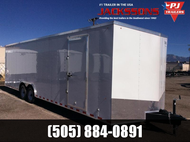 2019 28FT Look Trailers VISION Enclosed Cargo Trailer