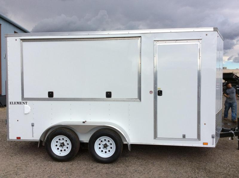 2016 Look Trailers VENDING 7X14 Vending / Concession Trailer
