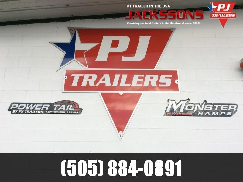 2019 PJ Trailers 13' Single Axle HD Tilt Trailer