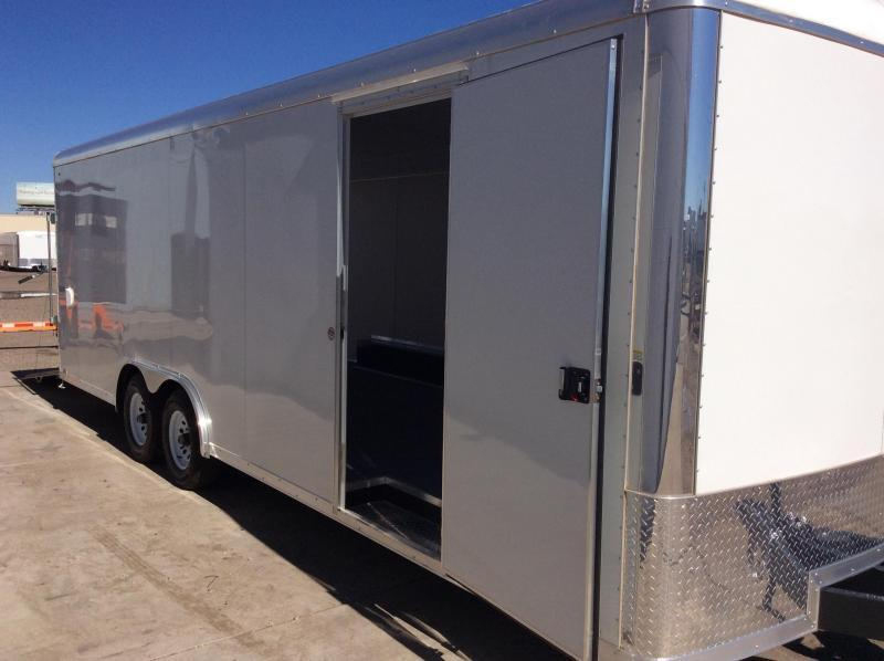 2018 24FT Look Trailers VISION Enclosed Cargo Trailer