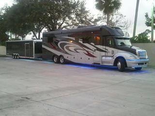 2008 Other Silver Crown S Series 45 Class C RV