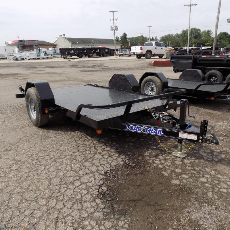 "New Load Trail 77"" X 12' Tilt Scissor Hauler For Sale"
