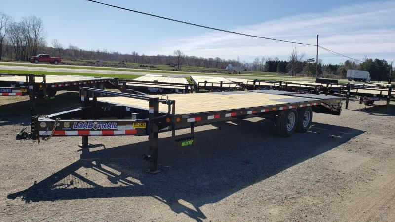 "New Load Trail PS14 102"" x 24' Flatbed Equipment Trailer"