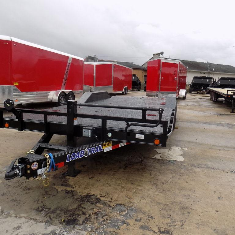 "New Load Trail CH14 102"" x 20' Open Car Hauler"