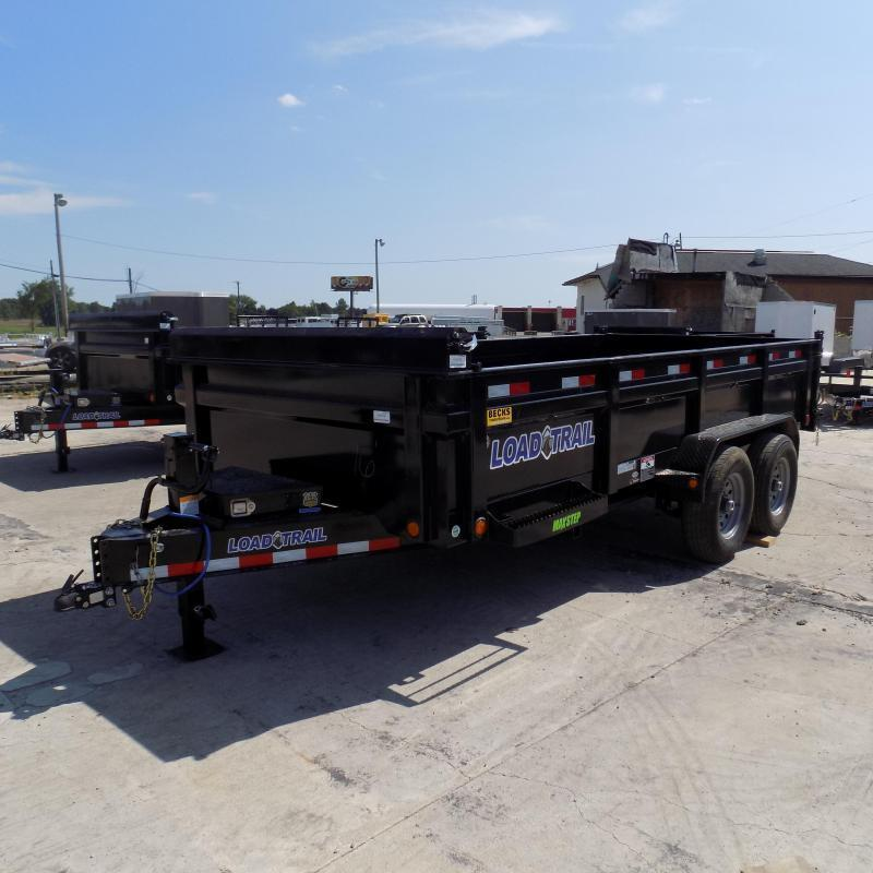 "New Load Trail 83"" x 16' Dump Trailer For Sale"
