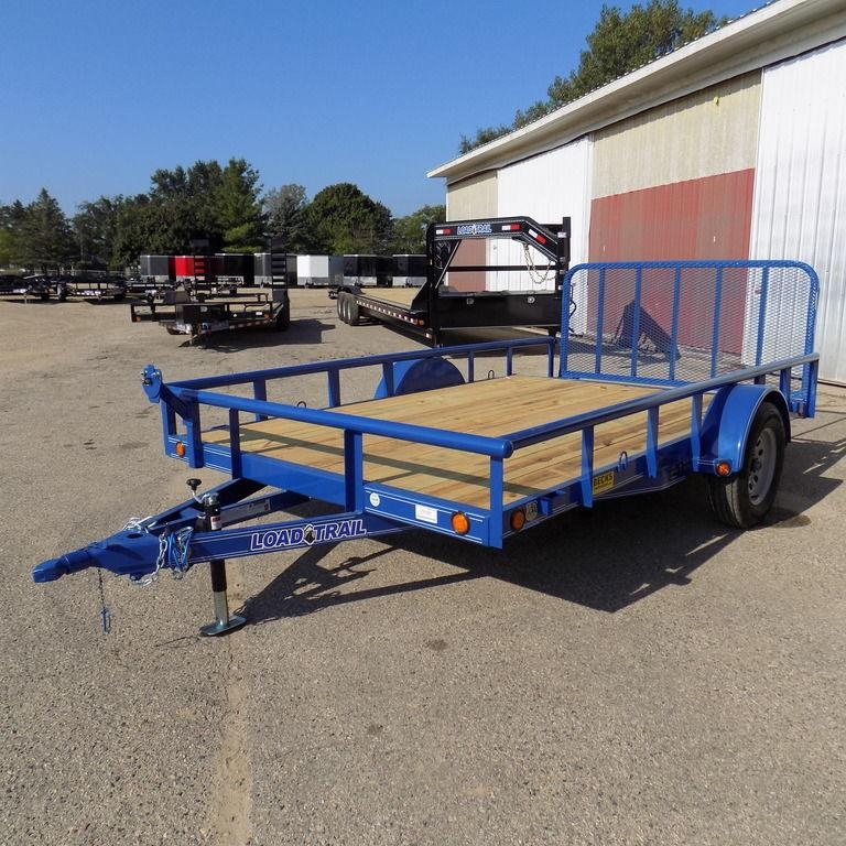"New Load Trail SB03 83"" x 12' Open Utility Trailer for Sale"