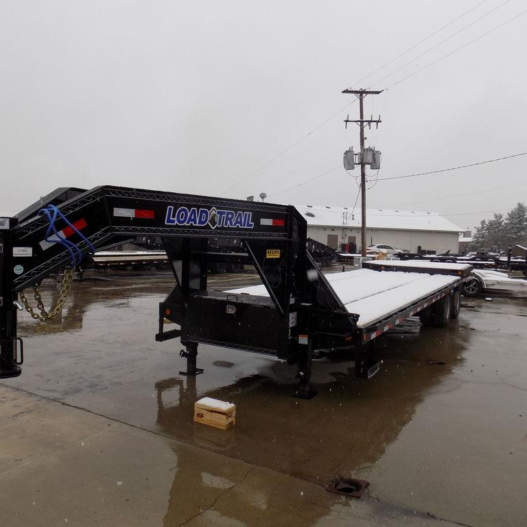 """New Load Trail GP22 102"""" x 30' Gooseneck Trailer - 22K Weight Rating"""