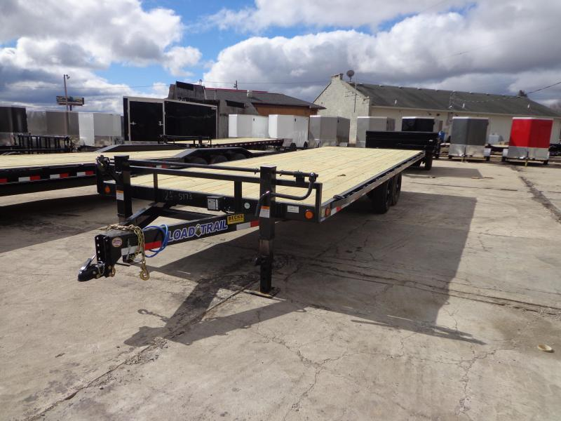 "New Load Trail DK14 102"" x 24' Deckover Trailer for Sale"