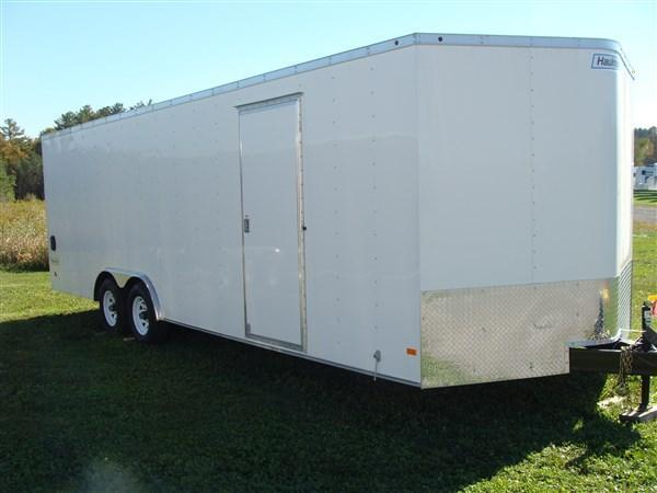 2016 Haulmark PPT85X24WT3 Enclosed Cargo Trailer
