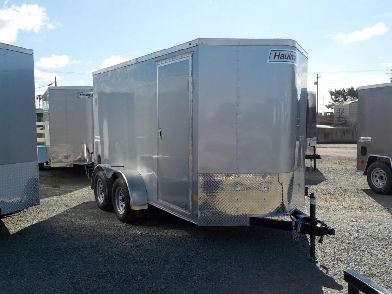 2017 Haulmark PPT6x12 Tandem Axle Enclosed Cargo Trailer