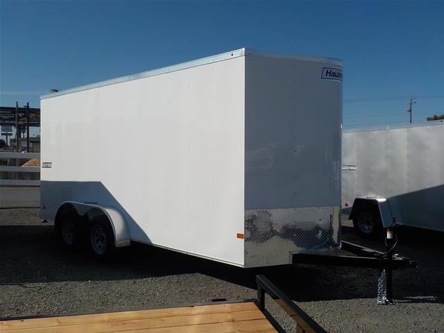 2017 Haulmark PPT7x16 7 Tall Enclosed Cargo Trailer