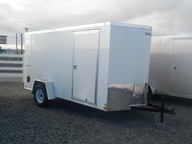 2018 Haulmark 6x12 PPT Enclosed Cargo Trailer