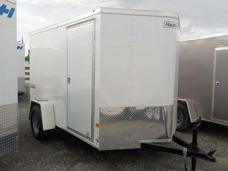 2017 Haulmark 6x10 PPT Double Door Enclosed Cargo Trailer