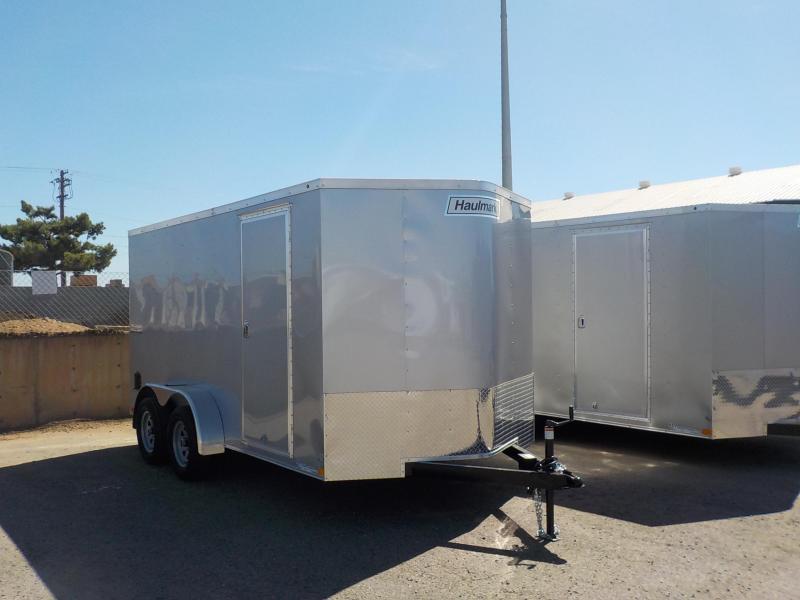 2018 Haulmark PPT7x14DT2 DLX Enclosed Cargo Trailer