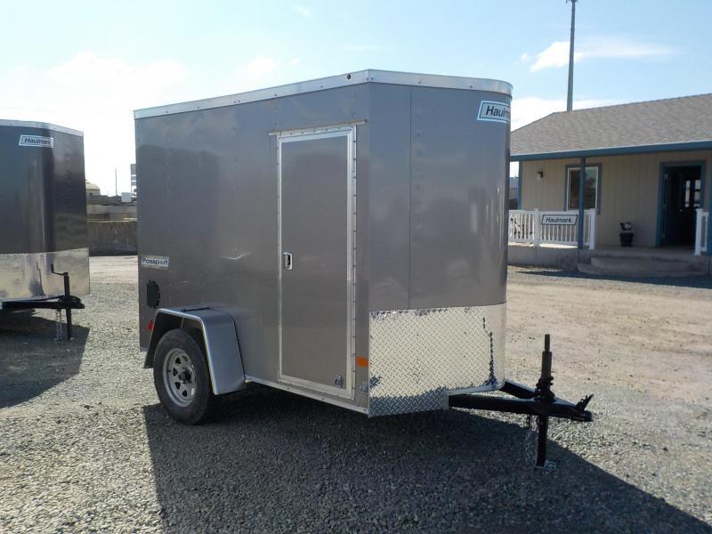2017 Haulmark 5x8 PPT DLX Enclosed Cargo Trailer