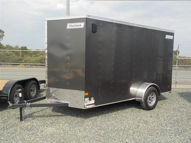 2017 Haulmark HMVG 6x12 Enclosed Cargo Trailer