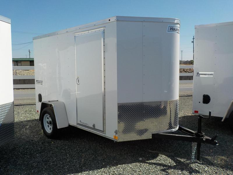 2018 Haulmark PPT6x10DS2 Enclosed Cargo Trailer with Ramp