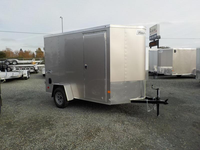 2017 Haulmark 6x10 PPT EXL Pkg Enclosed Cargo Trailer