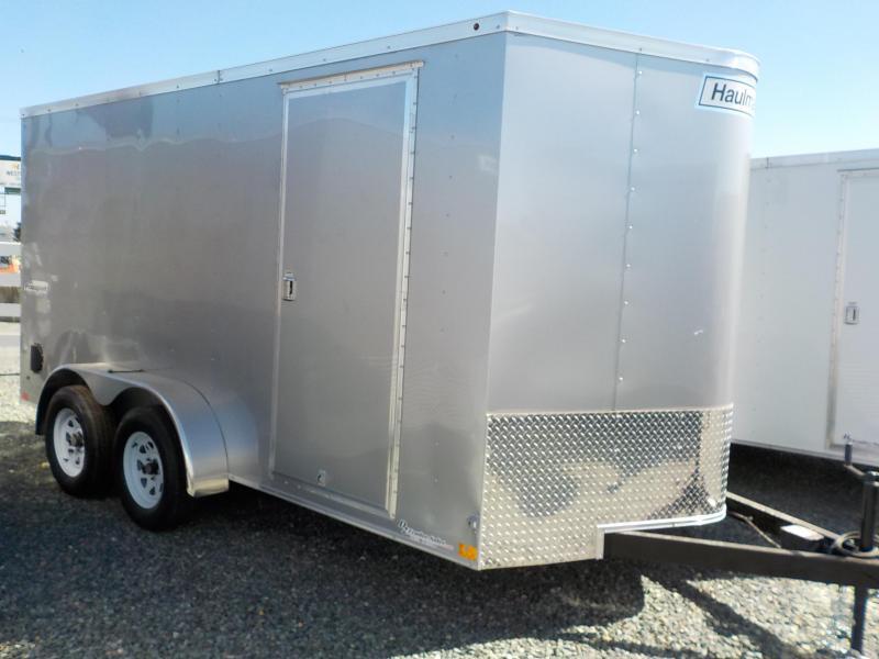 2018 Haulmark PPT7x14DT2 EXL Enclosed Cargo Trailer