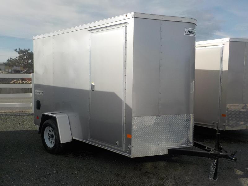 2017 Haulmark PPT 6x10 DLX with E-Track Enclosed Cargo Trailer