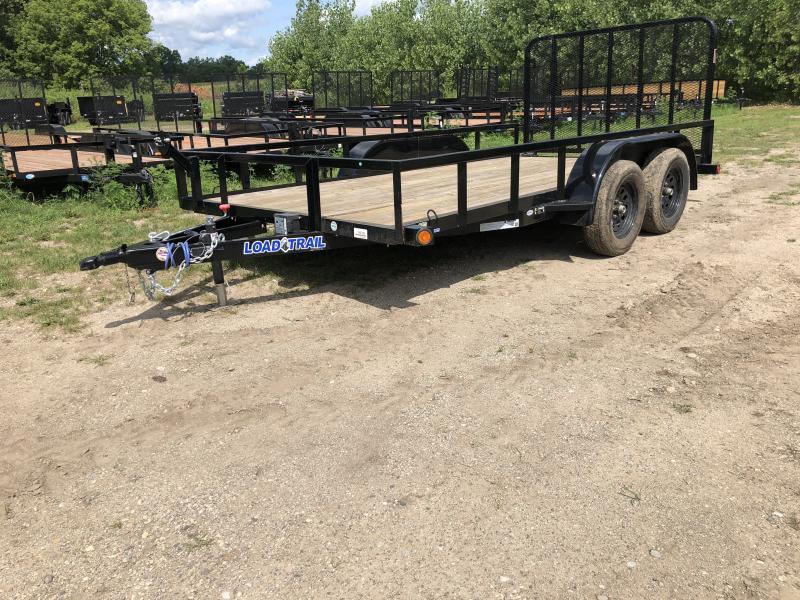 Load Trail 83 x 14  Utility Trailer