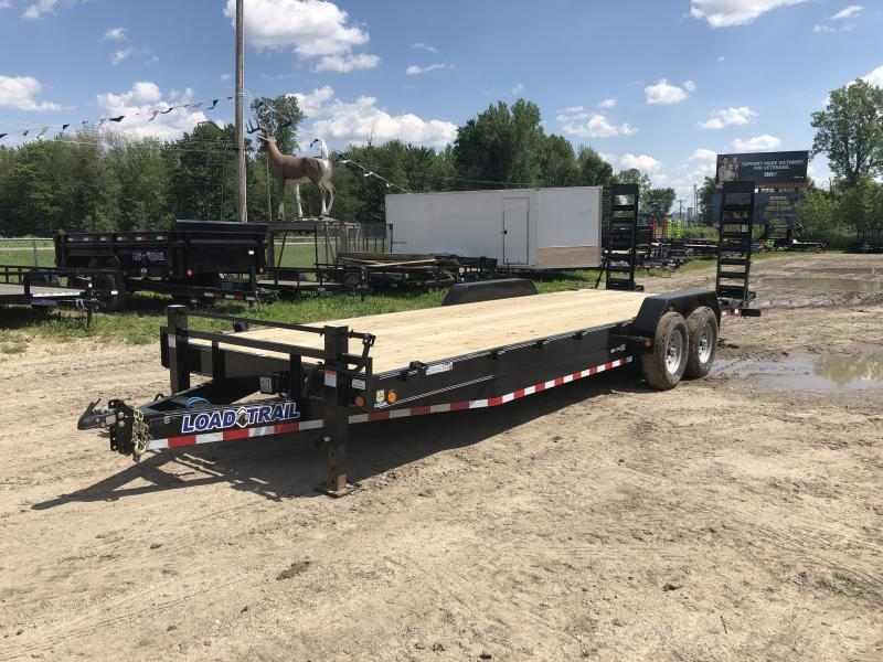 Load Trail 24' 14K Equipment Trailer
