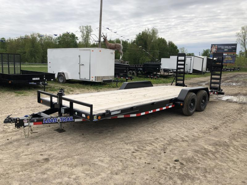 Load Trail 22ft 10K Equipment Trailer