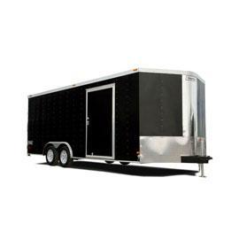 Haulmark Transport V-Nose Auto - Deluxe