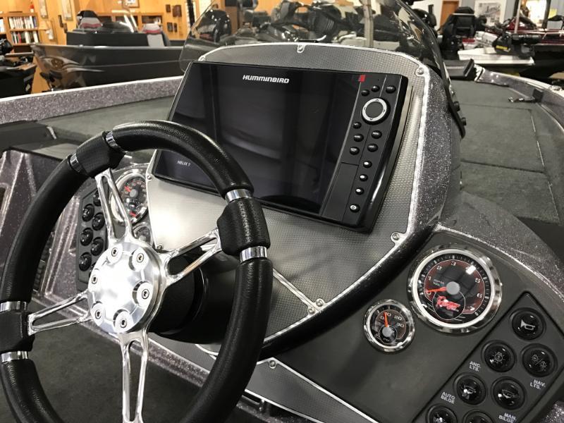 """2017 Ranger Z518C 18' 8"""" Bass Boat"""