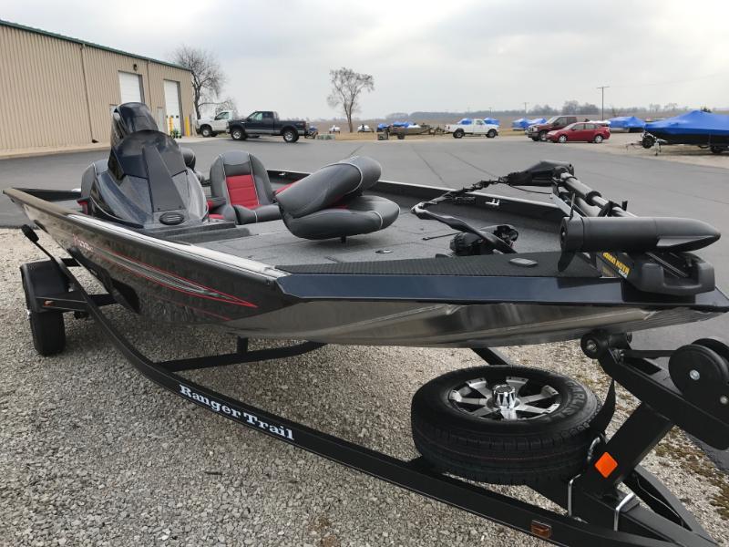 2017 Ranger RT188 18' Bass Boat